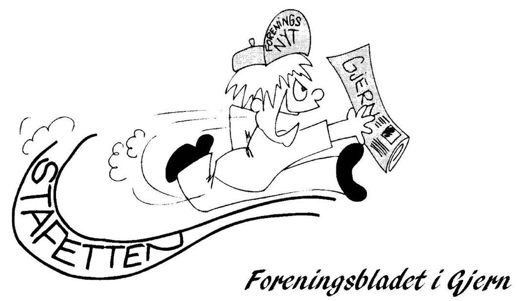 Stafetten - Foreningsbladet i Gjern